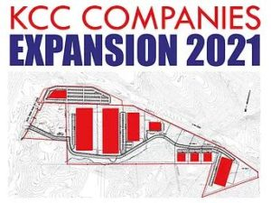 KCC Companies are expanding to Simpsonville, Ky.